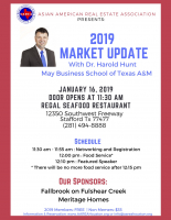2019 AAREA January Luncheon *RSVP NOW OPEN - RSVP REQUIRED*